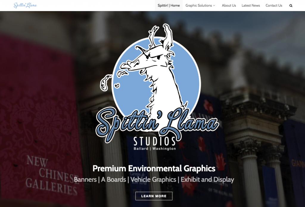 Spittin Llama Studio