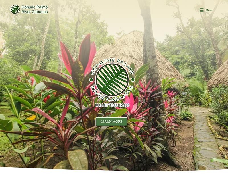 Cohune Palms Cabanas Belize