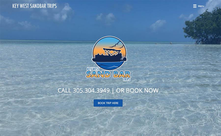 Key West Sandbar Trips