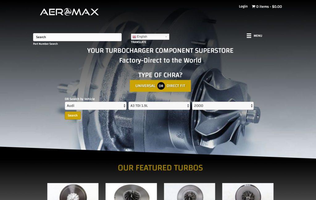 Aeromax Turbo